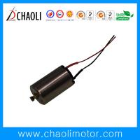 Quality 6V 12mm DC Coreless Motor 1220 For Electric Eyebow Shaver And Camera Platform for sale