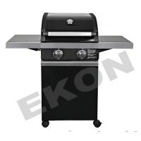China barbeque grill, 2 burners, SS439, enamel wiring Grids on sale