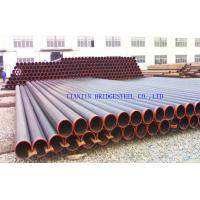 Quality Cold Rolled Seamless Carbon Steel Pipes For Water , Gas , Petroleum Delivery for sale