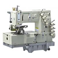 Quality 4-needle flat-bed double chain stitch sewing machine(for shirt fronting) FX1404PSF for sale