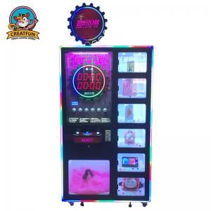 Quality LED Display Key Master Redemption Game , Prize Vault Vending Machine for sale