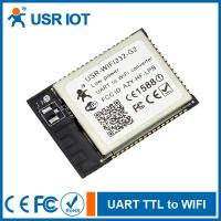 Quality [USR-WIFI232-G2a] Low power SPI/GPIO/UART TTL to 802.11b/g/n WIFI Module with onboard ante for sale