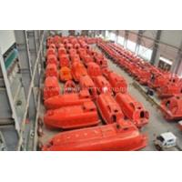 Quality Marine Open Type FRP Life Boat/Rescue Boat for sale
