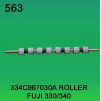 Quality 334C967030A ROLLER FOR FUJI FRONTIER 330,340 minilab for sale