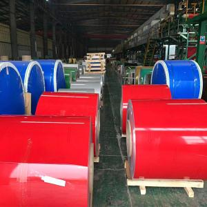 Quality Color Coated Aluminum Coil for sale