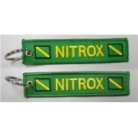 Best Scuba Diving Diver Key Chain Banner KeyChain Green Nitrox wholesale
