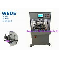 Quality Two Stations Armature Coil Winding Machine  for sale