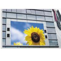 Quality High contrast outdoor Advertising led displays Screen , led video wall 10000 Pixels/m2 for sale