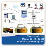Quality Fuel station monitoring Level sensor /Level Gauge in Tank/ Fuel level transmitter/Magnetic level gauge for sale