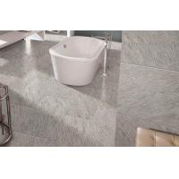 Quality Glazed Polished Porcelain Floor Tile Accurate Dimensions Easy Maintain for sale