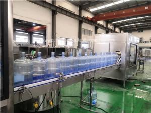 Quality 900BPH 5 Gallon Water Filling Machine , Rinser Filler Capper Machine for sale