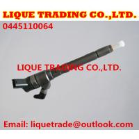 Quality BOSCH Original and New Common rail injector 0445110101 , 0445110064 for HYUNDAI 33800-27000 for sale