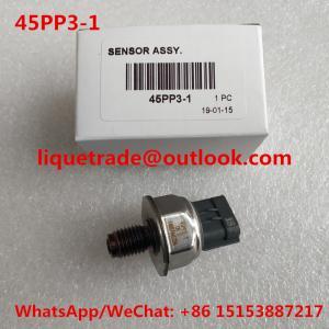 Quality Delphi original Common rail fuel pressure sensor 45PP3-1 , 45PP31 for sale