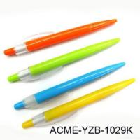 Quality Promotion Plastic Ballpen for sale