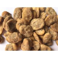 Buy cheap Nautral health full nutriton coated high fiber fava bean snacks from wholesalers