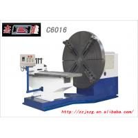 Quality C6016 metal processing face plate lathe machine for sale