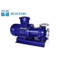 Quality CQB Heavy Duty Magnetic Drive Centrifugal Pump 440V 60Hz For Water Oil Fuel for sale