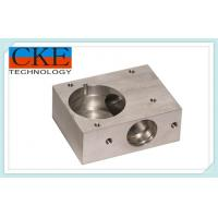 China Multi-Axis Cold Rolled Precision Machined Parts For Cars / Trucks , CNC Turning Parts on sale