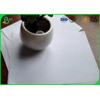 China Notebook Writing Bond Sheet Paper , 70gsm  80gsm Uncoated Thick Printer Paper on sale