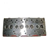 Quality Casting Iron Mining Equipment Parts Excavator Diesel Engine Head For 4D95 Cylinder Head for sale