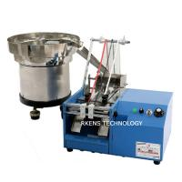 Quality Automatic Tape And Loose Resistor / Diode Axial Lead Forming Machine for sale