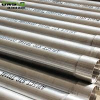 Quality Api 5ct Oil Well Casing Pipe , STC Thread Male / Female Coupling Perforated Casing Tube for sale