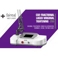 Quality Portable Fractional Co2 Laser Machine Plus Vaginal Tightening Laser for sale