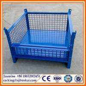 Best Cargo and Storage Equipment Steel Cage Pallet wholesale