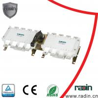 Quality Changover Manual Power Transfer Switch Load Isolator MTS 2000 - 3150A 50Hz for sale