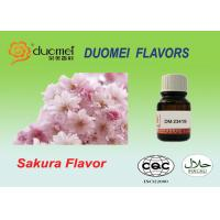 Quality Bright Sweet Fruit Taste Sakura Flavor Soft Drink Concentrate For Drink for sale
