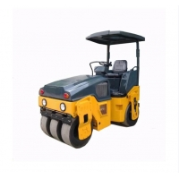 Quality 3 Ton Asphalt Pneumatic Tire Road Roller Hydraulic steering for sale