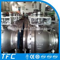 China Factory price stainless steel A351 ball check valve CF8M 2pc ball valve on sale