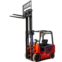 2500kg 4 Directional Compact Sit Down Battery Operated Forklift for sale