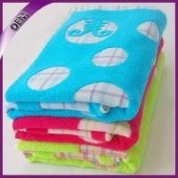 Quality yarn dyed 100% cotton gauze hand towel for baby for sale