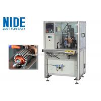 Quality High flexiblity Commutator Fusing Machine With Walking Beam System , PLC Control for sale