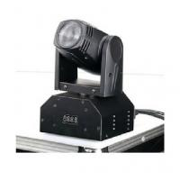 Quality Stage 10 Watt Quad Colors Beam LED Moving Head Light With 4-In-1 Cree LEDs for sale