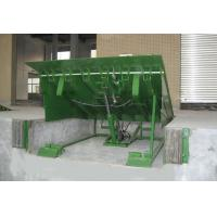 Quality 6 ton hydraulic loading bay with -0.30 - +0.40 m Lifting height for dock leveler for sale