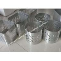 China Stainless Steel 316 Spinning Mill Spare Parts , Machinery Auto Metal Spinning Parts on sale