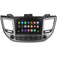 Quality 8'' 2016 Hyundai Tucson DVD Player High Pixel Android Car Stereo Head Unit CTAND-8085 for sale
