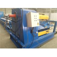 Quality Heavy Duty Hydraulic Decoiler Machine , 15 Tons Steel Coil Uncoiler For Roll Forming Line for sale