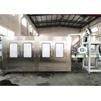 Quality Auto Mineral Water Bottle Filling Machine , Liquid Filling Line For Water Plant for sale