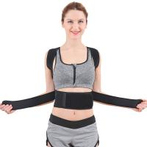 Buy 2018 Shoulder Back Support Posture Corrector clavicle brace at wholesale prices