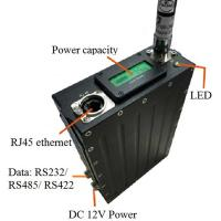 Buy cheap Wireless transceiver rs232 rs422 rs485 RJ45 vhf uhf radio full duplex from wholesalers