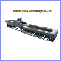 Quality Mango cleaning and sorting machine, mango washing and grading machine for sale