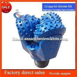 Quality API Kingdream TCI tricone bit for gas oil drilling/custom drill bits for sale
