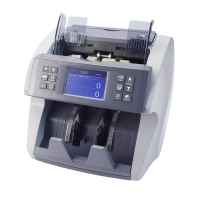 Quality FMD-880 Dual CIS USD EUR GPB MXN bill sorter and counter Colombia mixed denomination bill counter for sale