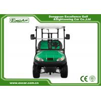 Quality EXCAR 2 Person Electric Golf Car Golf Course Car Curtis Controller for sale