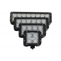 China Dual Row High Power Vehicle LED Light Bar 8LED For Marine / Jeep / Offroad on sale