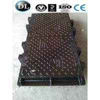 Buy cheap JRC 12 Ductile manhole cover for Etisalat from wholesalers