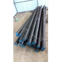 Quality Vacuum-Degassed DIN1.2738 Steel Round Bar Forged Length 2500-4000MM P20 + Ni ASSAB 718 for sale